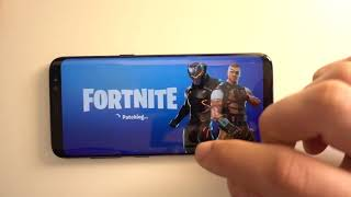 Download Fortnite Android [ Fortnite Android APK Download 2018 ]