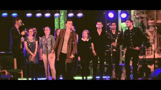 Thursday by The Futureheads with the Sunderland College Rant Choir