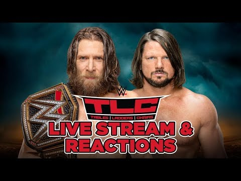 Wwe Tlc 2018 Live Stream Reactions Youtube
