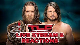 WWE TLC 2018 - Live Stream & Reactions