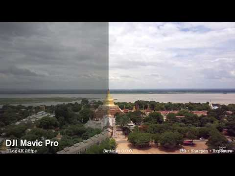 Myanmar Trip to Burma - Panasonic Lumix G85 and DJI Mavic Pro