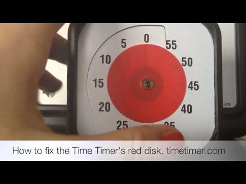 "Video: Time Timer ""Original"""