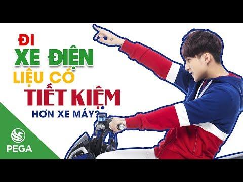 Quảng cáo xe đạp điện Zinger Color Samsung Battery