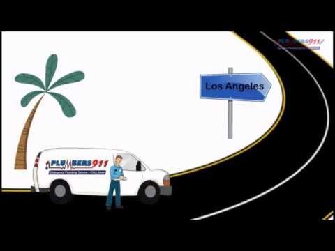 24 Hour Plumber Los Angeles   Call Plumbers 911