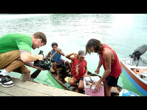Anthony Bourdain's No Reservations Behind ONE scene