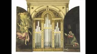 Cavazzoni, Franzoni and Frescobaldi on an Antegnati organ