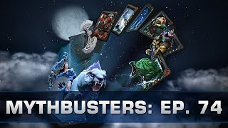 Dota 2 Mythbusters - Ep. 74