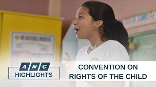 Filipina teen to represent children across the globe at UN event | Dateline Philippines