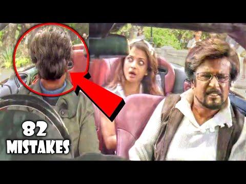"(82 Mistakes) In ROBOT - Plenty Mistakes In ""Robot"" Full Hindi Movie - Rajnikanth"