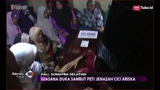 Isak Tangis Sambut Jenazah Cici Ariska, Korban Lion Air PK-LQP di Rumah Duka - iNews Sore 24/11