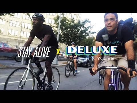 Deluxe Cycles Group Ride