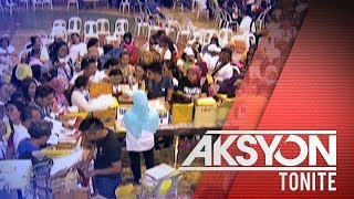 Bilangan ng boto sa Isabela City, nabalot ng tensyon