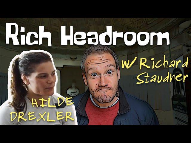 Rich Headroom #6: Hilde Drexler - War Shakespeare ein Judo-Blackbelt?
