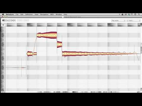 Edit Vocals in Melodyne