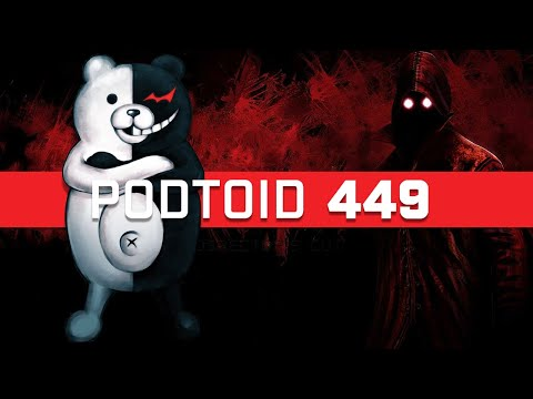 Getting deathly serious with Deadly Premonition and Danganronpa | Podtoid 449