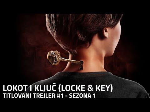 Lokot I Ključ (Locke U0026 Key) Sezona 1 - Titlovani Trejler #1 [HD]