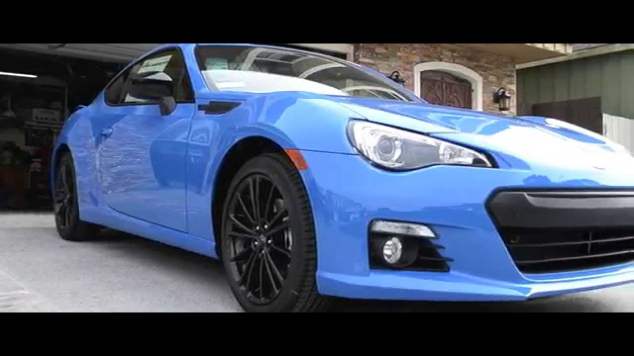 BRZ Series HyperBlue First Cleaning