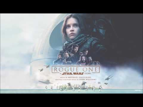 Rogue One: A Star Wars Story - End Credits Soundtrack
