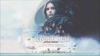 Rogue One: A Star Wars Story End Credits Soundtrack