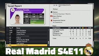 FIFA 15 Real Madrid Career Mode - Squad Report Sunday - S4E11