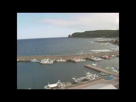 CCTV Pantai Pelabuhan Sapporo Jepang