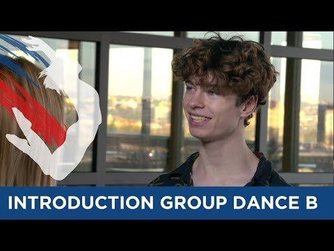 LIVE: Introduction to the second group dance