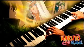 Video Naruto Shippuden Opening 20 - Kara no Kokoro / Empty Heart (Anly) (Piano cover) download MP3, 3GP, MP4, WEBM, AVI, FLV Mei 2017