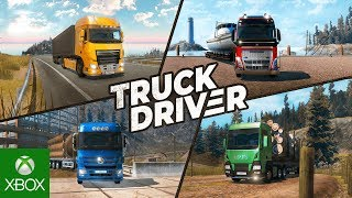 Truck Driver - Launch Trailer