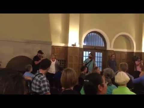 Joni Ernst Town Hall Meeting Iowa City 09 22 17