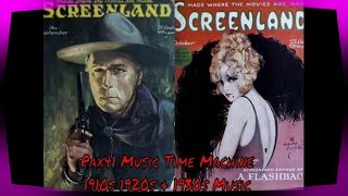 Popular Music Of 1922 - Jazz Age The Early Years @Pax41