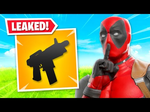 *NEW* LEAKED UPDATES In Fortnite Chapter 2 Season 2! (Skins, Items + MORE)