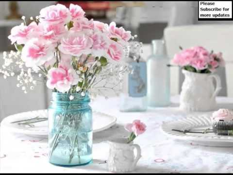 Carnation and baby breath bouquet flower pictures youtube mightylinksfo