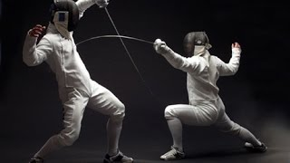 Чемпионат мира по фехтованию 2014. Чем отличается шпага, рапира и сабля