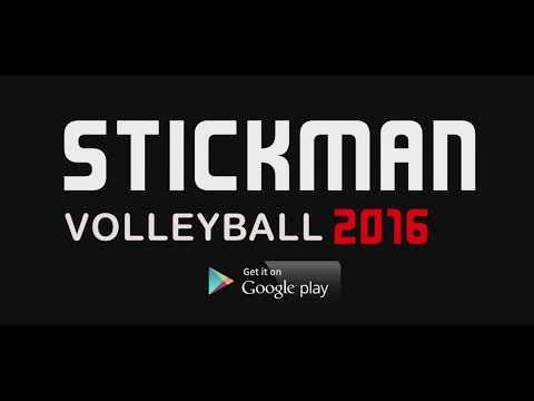 STICKMAN VOLLEYBALL Official Game Trailer Full HD