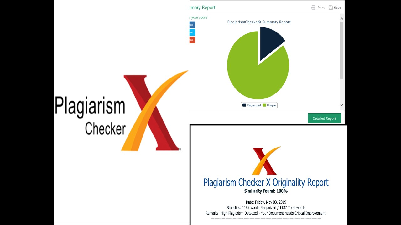 how to find out if a student is plagiarizing