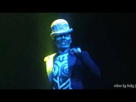Grace Jones-LOVE IS THE DRUG [Roxy Music]-Live @ Fox Oakland Theatre, September 26, 2015-Bryan Ferry