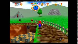 Super Mario 64 - Super Mario 64 Episode #1: Silly Xzman, Songs are for Music Videos - User video