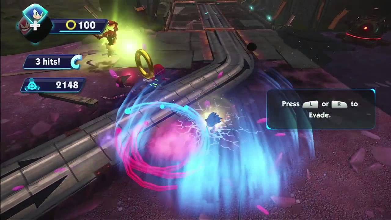 Sonic Boom Gameplay Preview Interview