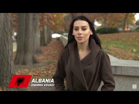 ALBANIA, Endrra KOVACI - Contestant Profile: Miss World 2016