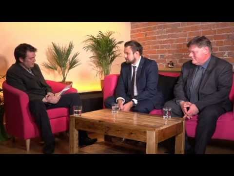 Kevin Peel and David Semple debate the summer budget