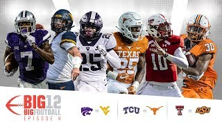 Big 12 Big Football - Week 4