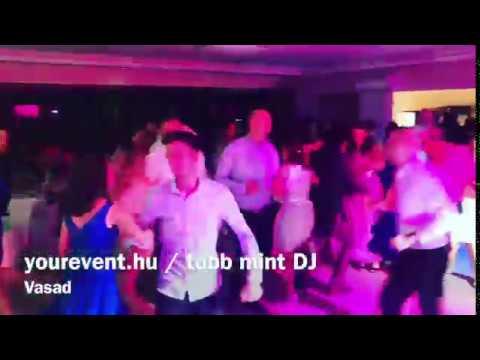 yourevent.hu / több mint DJ @ Nádas Pihenőpark Panoráma Terem - Esküvő