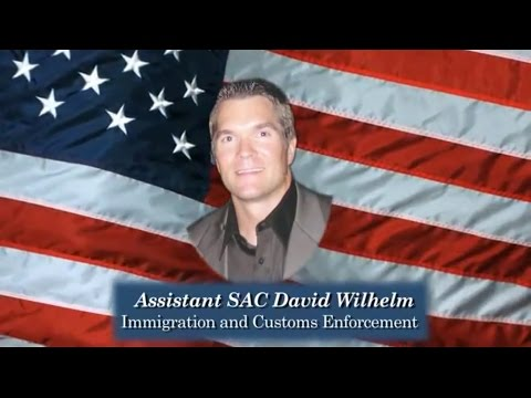 Assistant SAC David Wilhelm (Immigration and Customs Enforcement)
