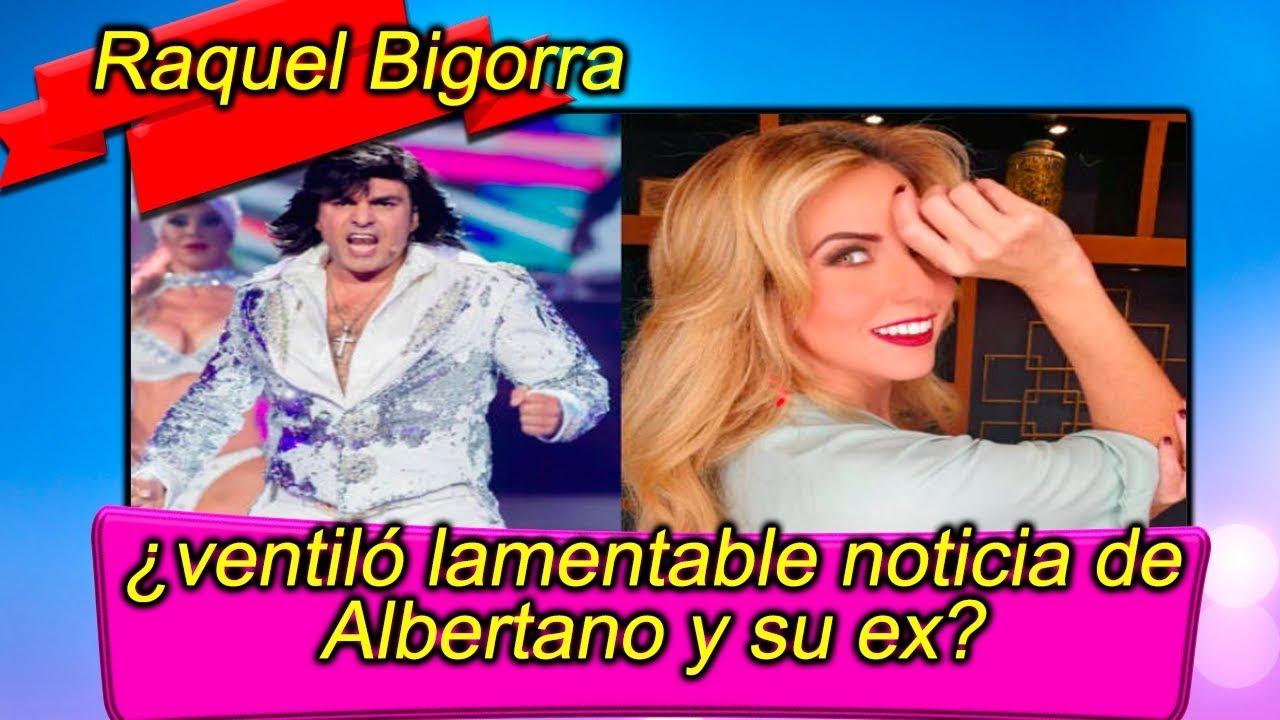 Raquel Bigorra Ventilo Lamentable Noticia De Albertano Y Su Ex By Express Noticias Acest film nu are sinopsis. raquel bigorra ventilo lamentable