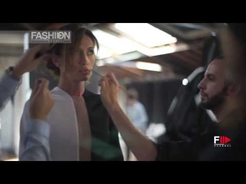 STEPHANE ROLLAND Making of Haute Couture Fall 2016 Paris by Fashion Channel
