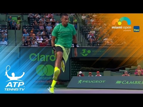 Best Moments: Highlights & Hot Shots, Miami Open 2017 Day 9