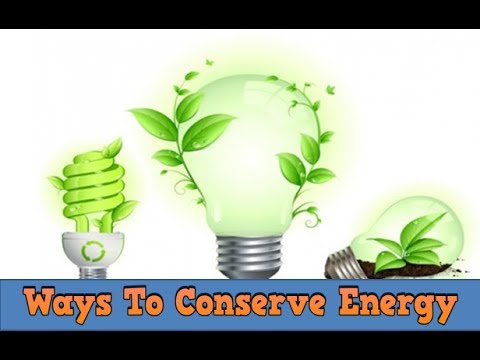 Ways To Conserve Energy, Alternative Energy Systems, Drawing On Save Electricity, Power Saving