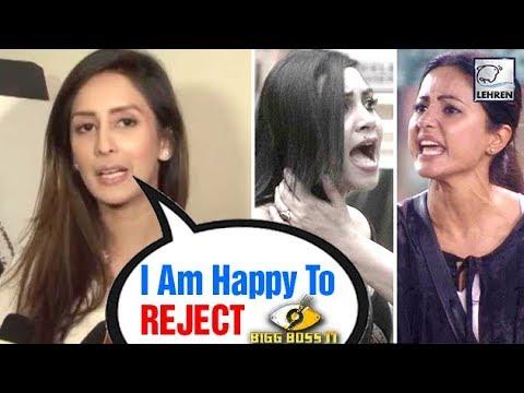 Chahatt Khanna Says, 'I Am Happy To REJECT Bigg Boss'