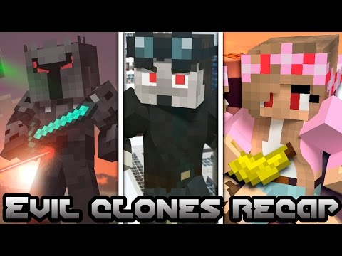 Minecraft evil dantdm vs teen titans go the evil diamo - Diamond minecart clones ...