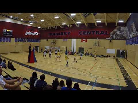 Vancouver Super League Week 6 Full Clipped Match Vancouver Elite vs  Volleyball Stuff